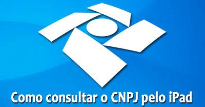 cnpj-consulta-ipad